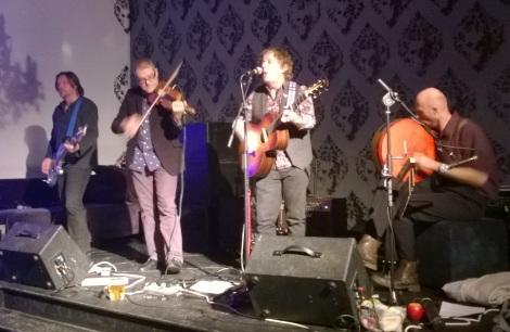 2014 The Ballroom, Canterbury.
