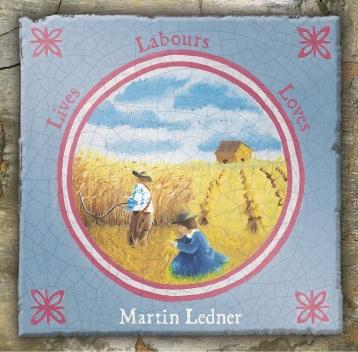 Lives, Labours, Loves. (Original painting by Bennet Ledner. Graphics by Trevor Deeble)